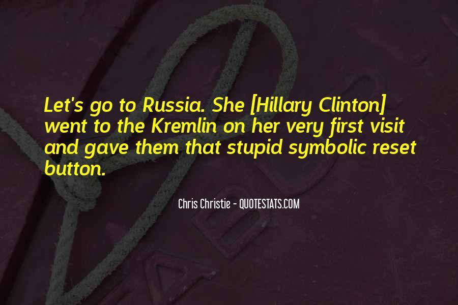 Chris Christie Quotes #1797314