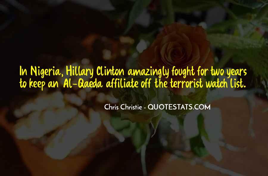 Chris Christie Quotes #23412