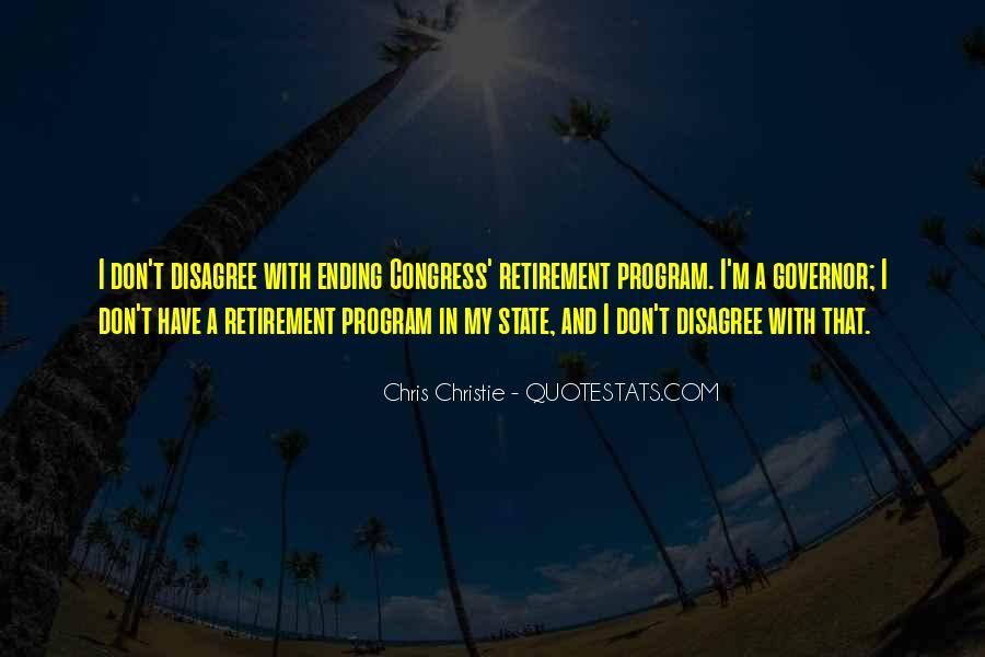 Chris Christie Quotes #294086