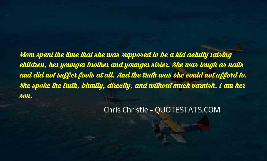 Chris Christie Quotes #32102