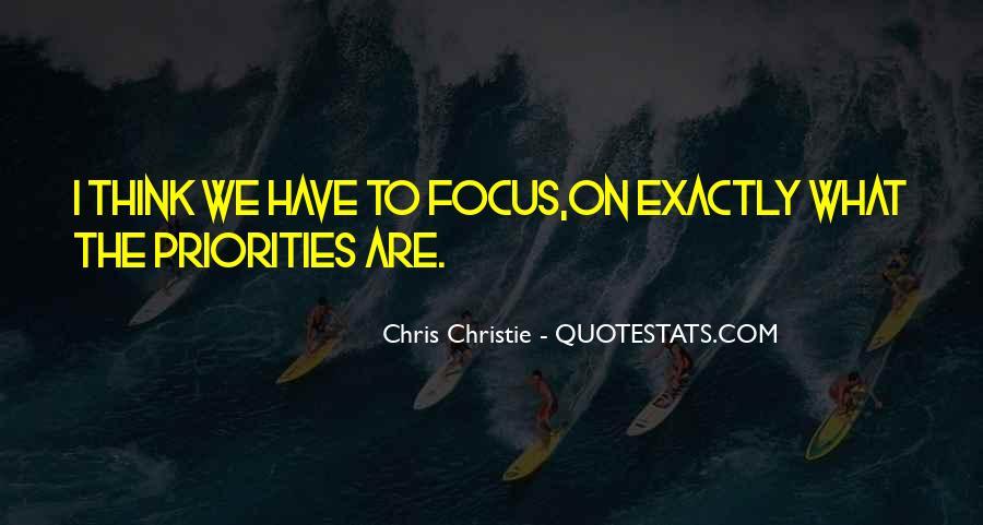 Chris Christie Quotes #514896