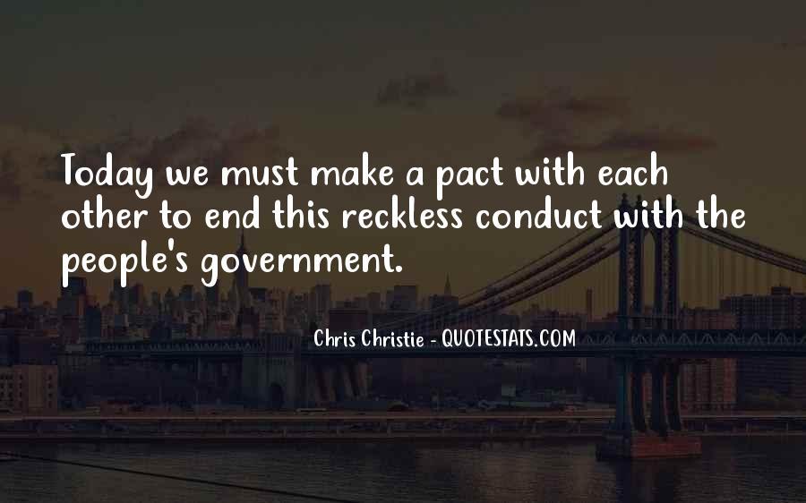 Chris Christie Quotes #596327