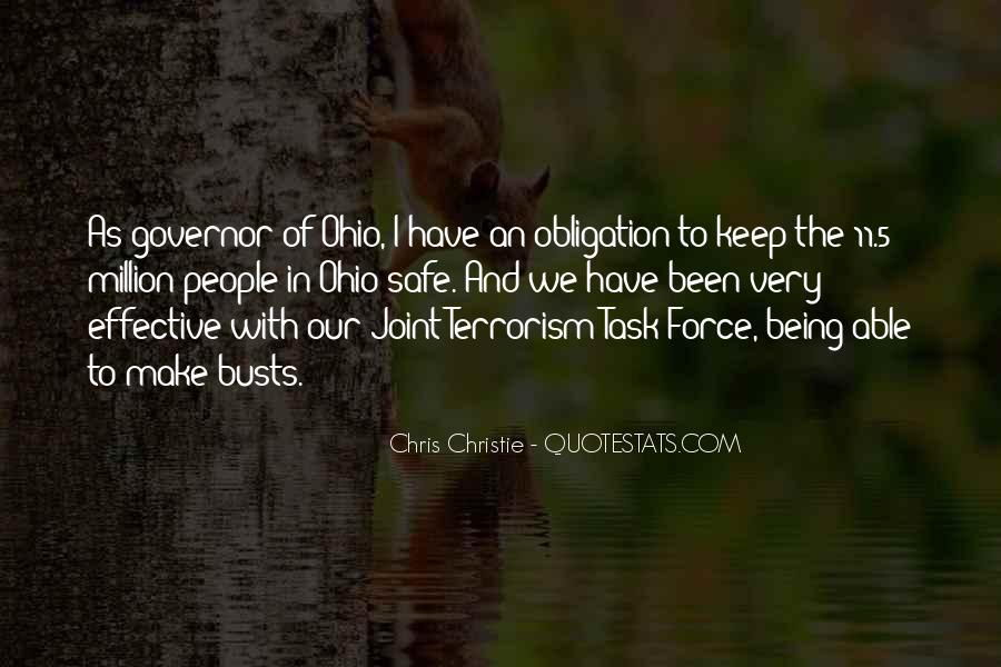 Chris Christie Quotes #650321