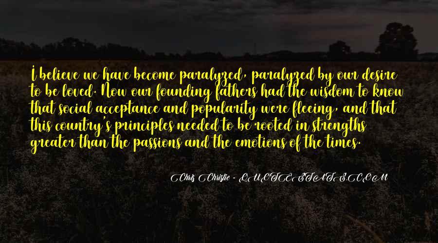 Chris Christie Quotes #660602