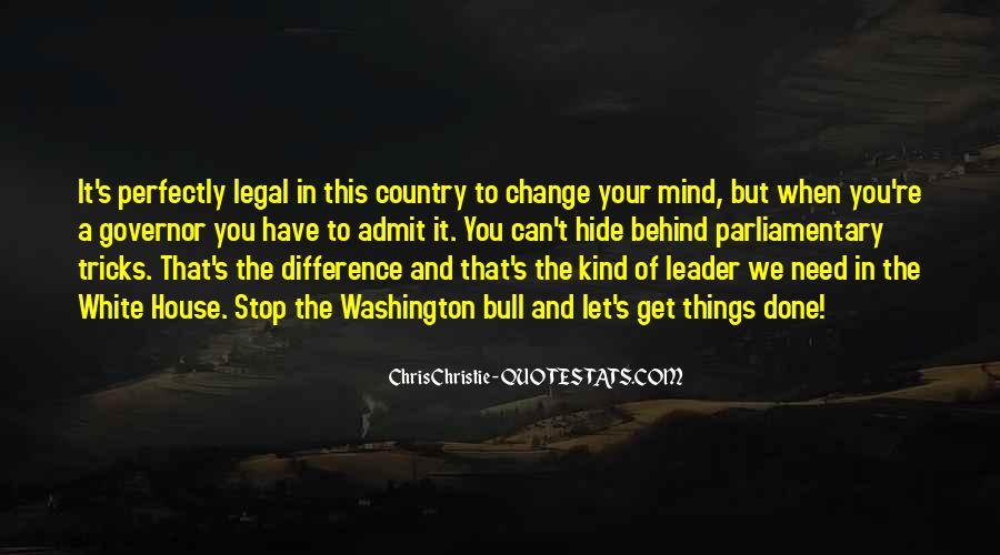 Chris Christie Quotes #684900