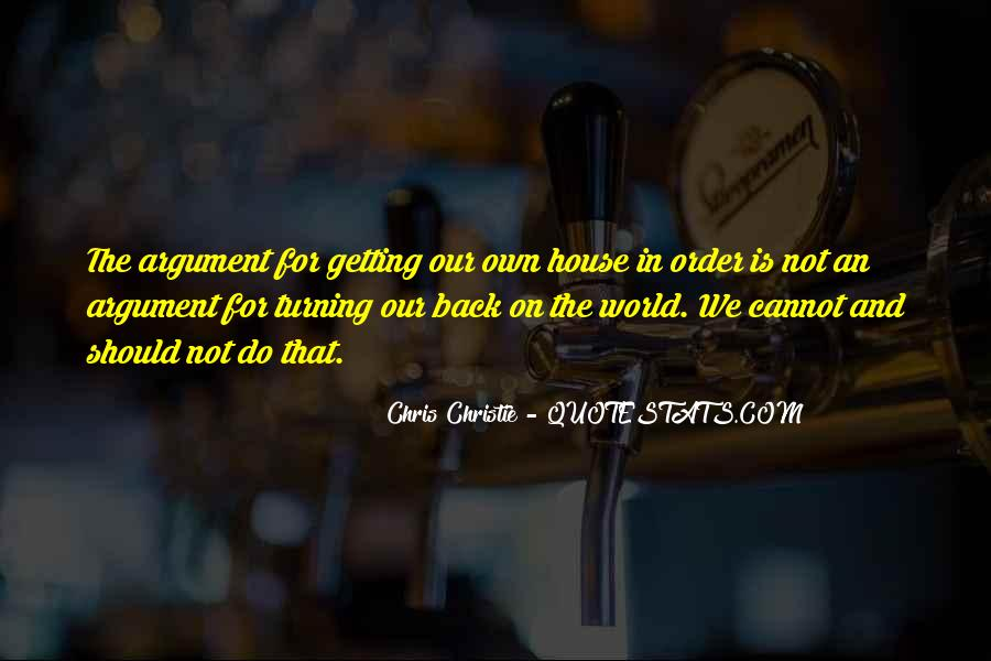 Chris Christie Quotes #763108