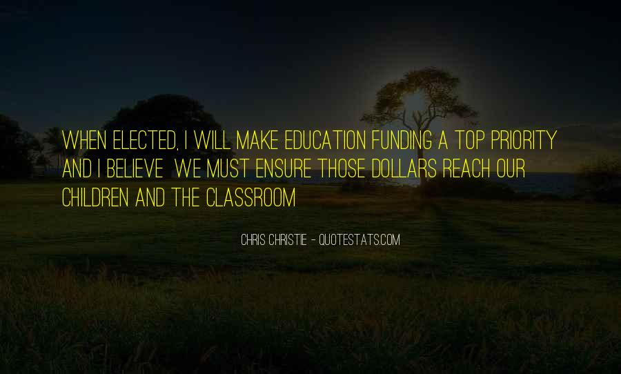 Chris Christie Quotes #769260