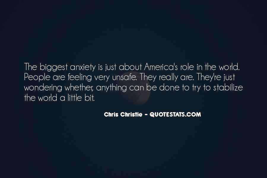 Chris Christie Quotes #77619