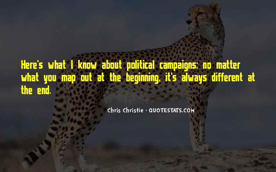 Chris Christie Quotes #789606