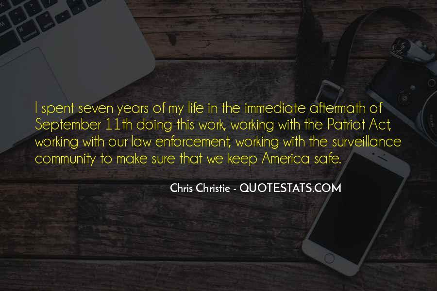 Chris Christie Quotes #834724