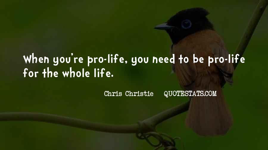 Chris Christie Quotes #841855