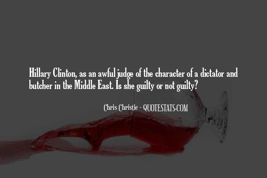 Chris Christie Quotes #863819