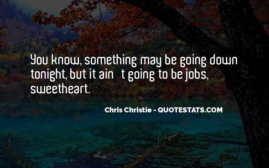 Chris Christie Quotes #93721