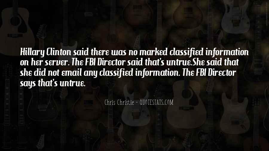 Chris Christie Quotes #968097