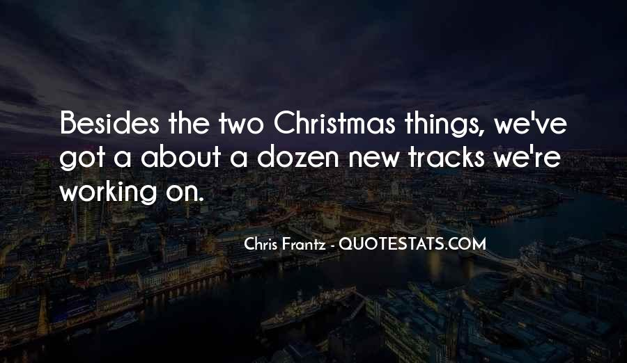 Chris Frantz Quotes #1359392