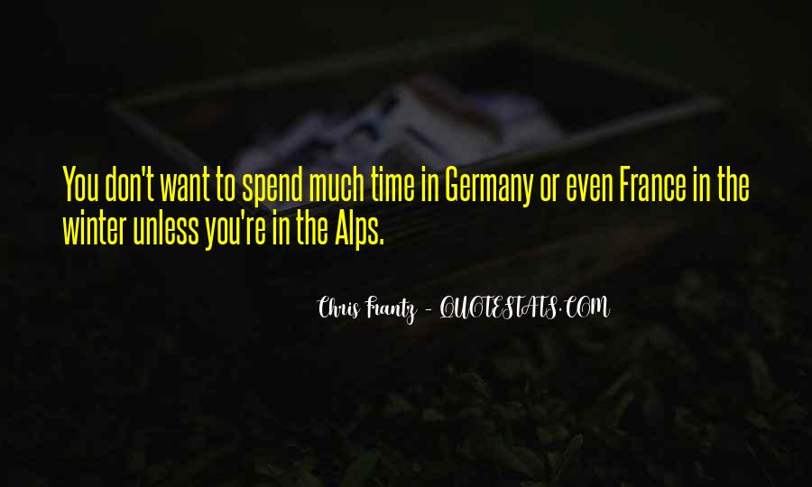 Chris Frantz Quotes #1509523