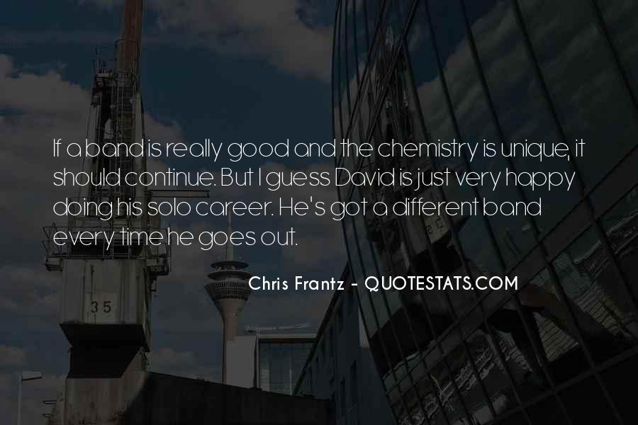 Chris Frantz Quotes #1746970