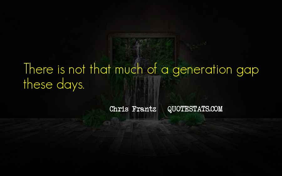 Chris Frantz Quotes #980521