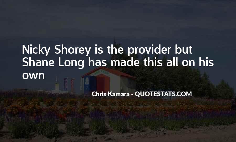 Chris Kamara Quotes #1099230
