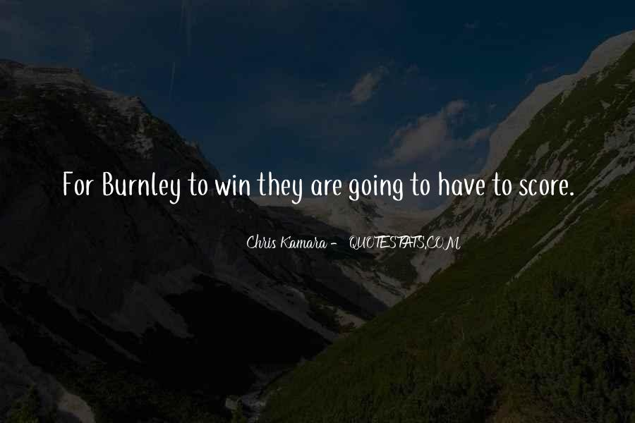 Chris Kamara Quotes #1219688