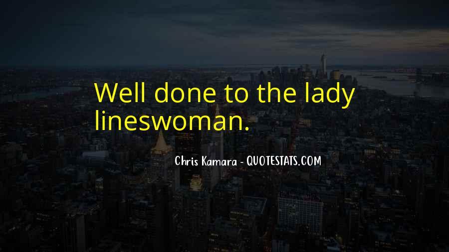 Chris Kamara Quotes #1833915