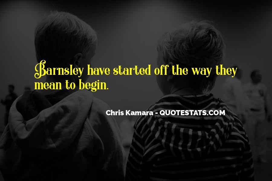 Chris Kamara Quotes #321975