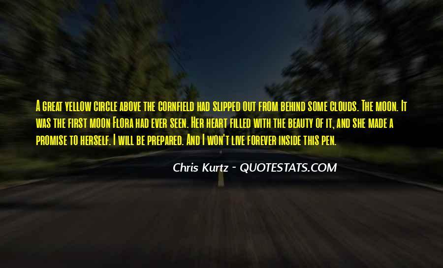 Chris Kurtz Quotes #1196546
