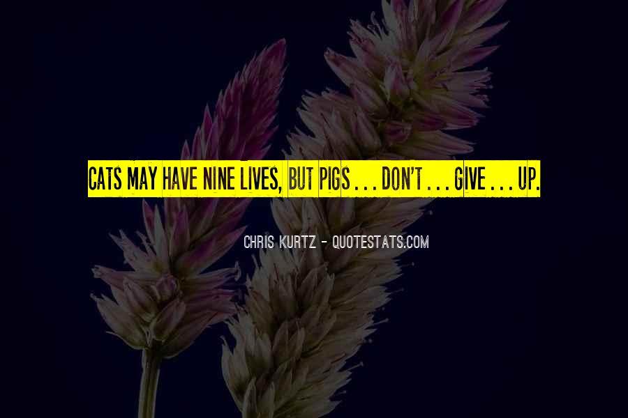 Chris Kurtz Quotes #660328