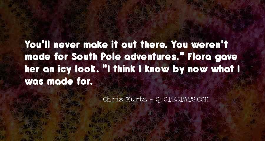 Chris Kurtz Quotes #716683