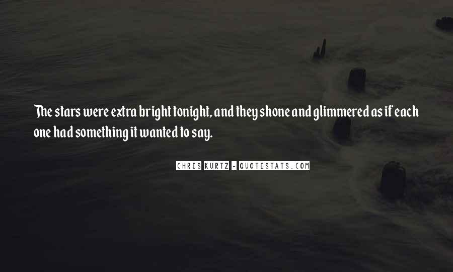 Chris Kurtz Quotes #724349