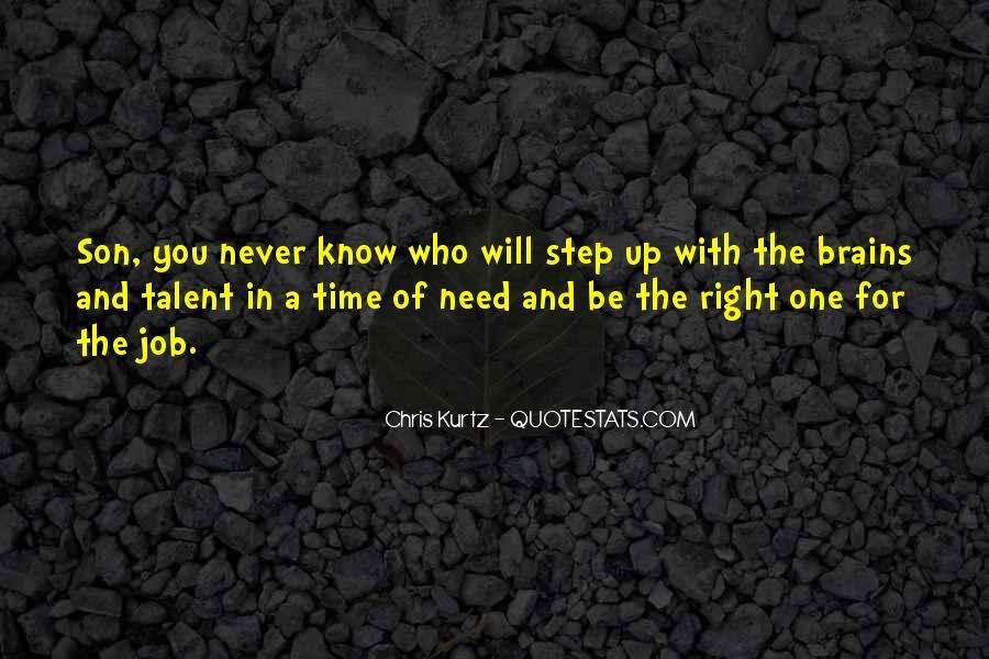 Chris Kurtz Quotes #849136