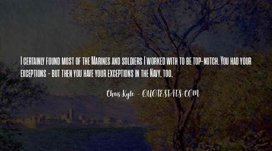 Chris Kyle Quotes #101603