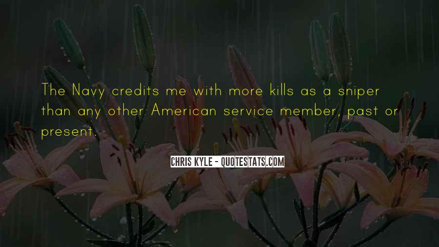 Chris Kyle Quotes #1080268
