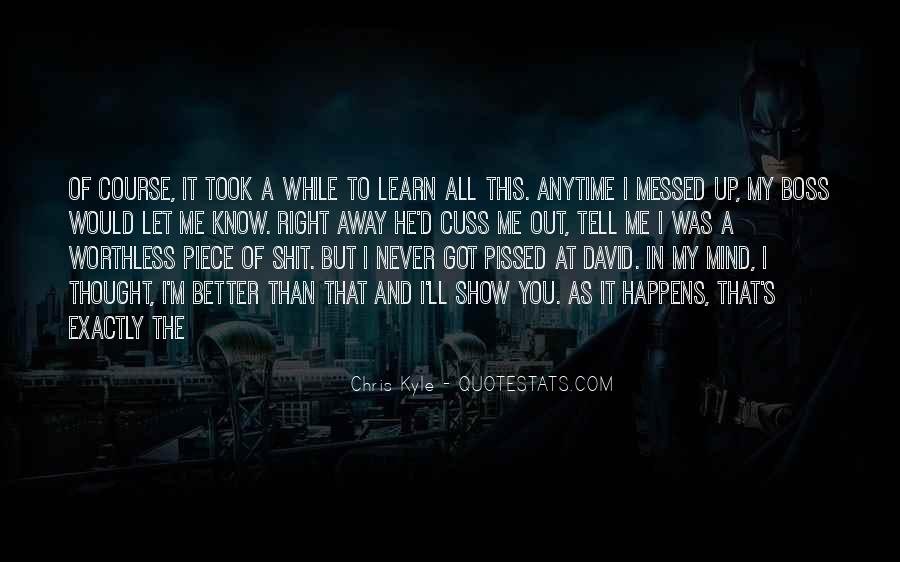 Chris Kyle Quotes #116973