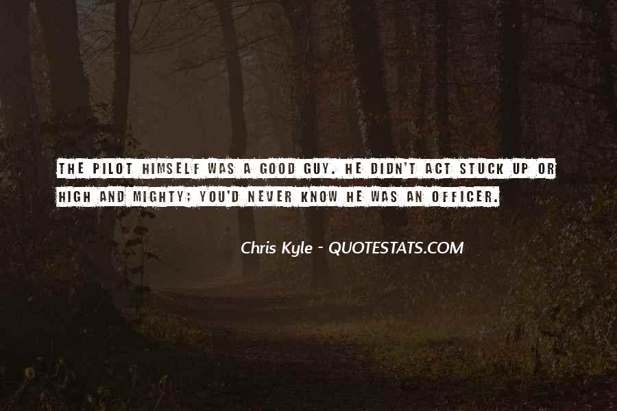 Chris Kyle Quotes #119261