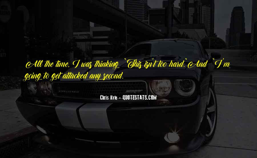 Chris Kyle Quotes #1391012