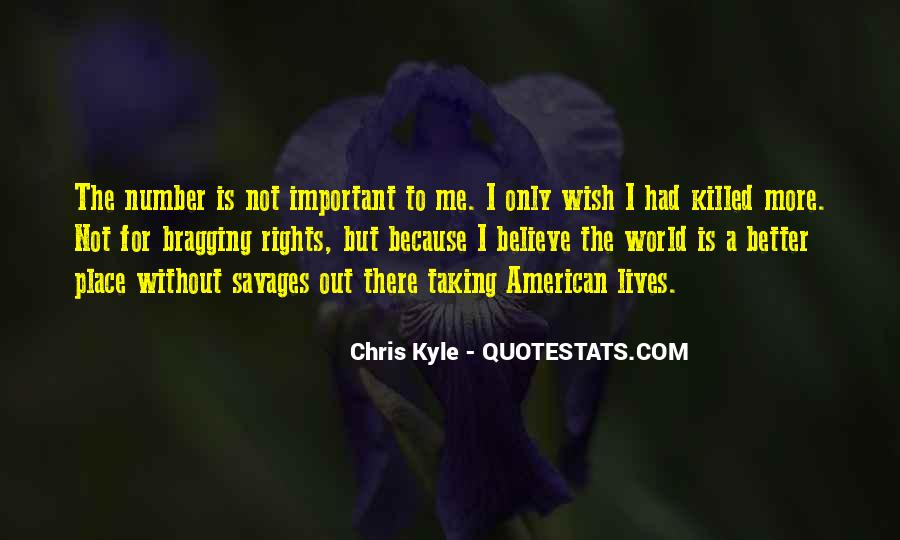 Chris Kyle Quotes #229394