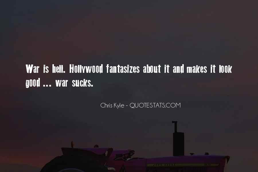 Chris Kyle Quotes #472451