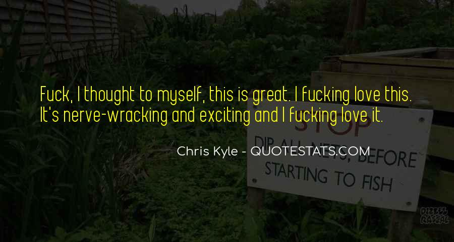 Chris Kyle Quotes #532210