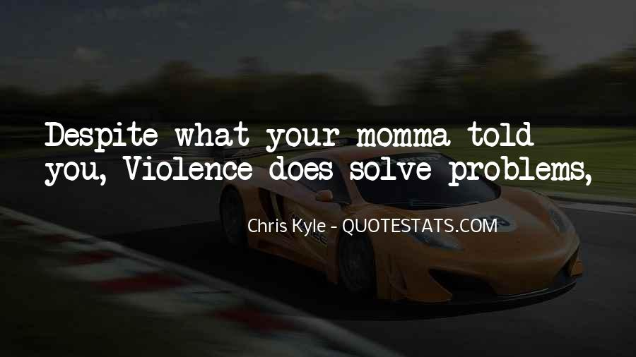 Chris Kyle Quotes #57545