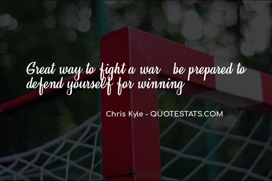 Chris Kyle Quotes #97945