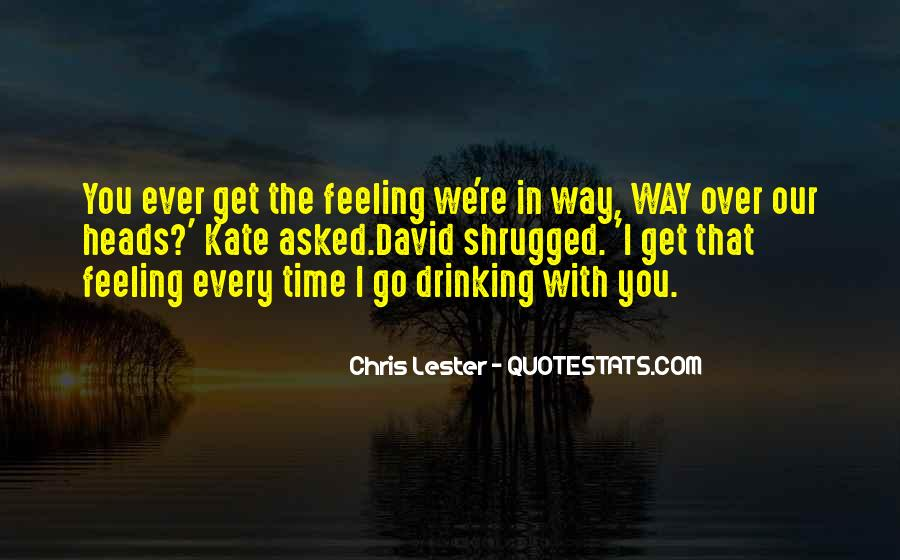 Chris Lester Quotes #622707