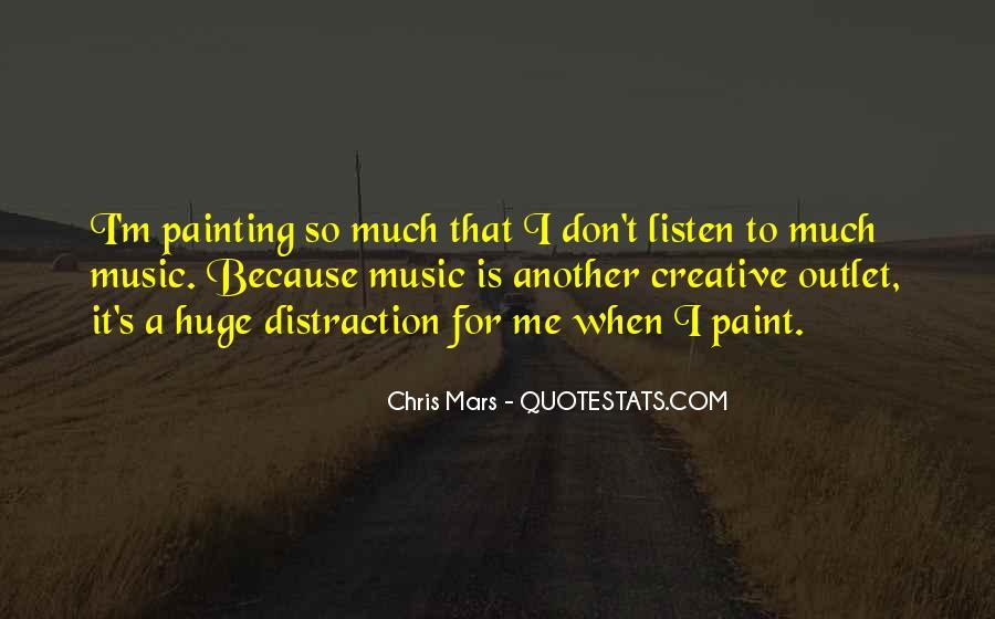 Chris Mars Quotes #231996