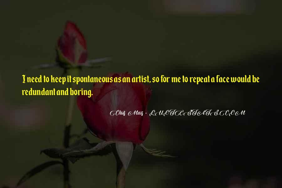 Chris Mars Quotes #854600