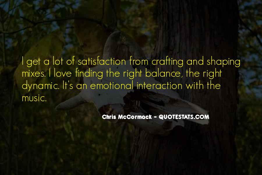 Chris McCormack Quotes #1749098