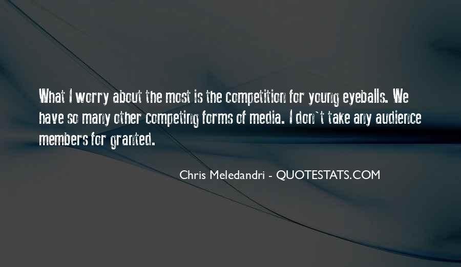 Chris Meledandri Quotes #214085