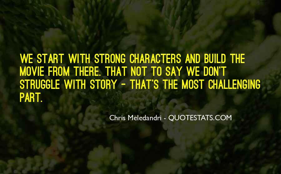 Chris Meledandri Quotes #677080