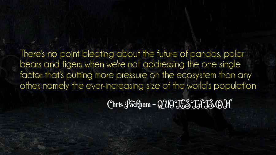 Chris Packham Quotes #324345