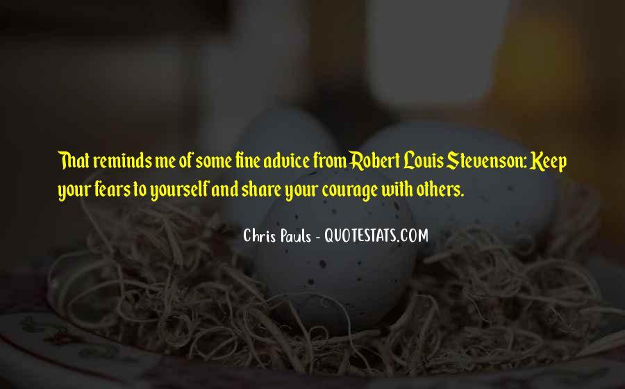 Chris Pauls Quotes #1755113