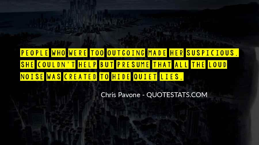 Chris Pavone Quotes #939315